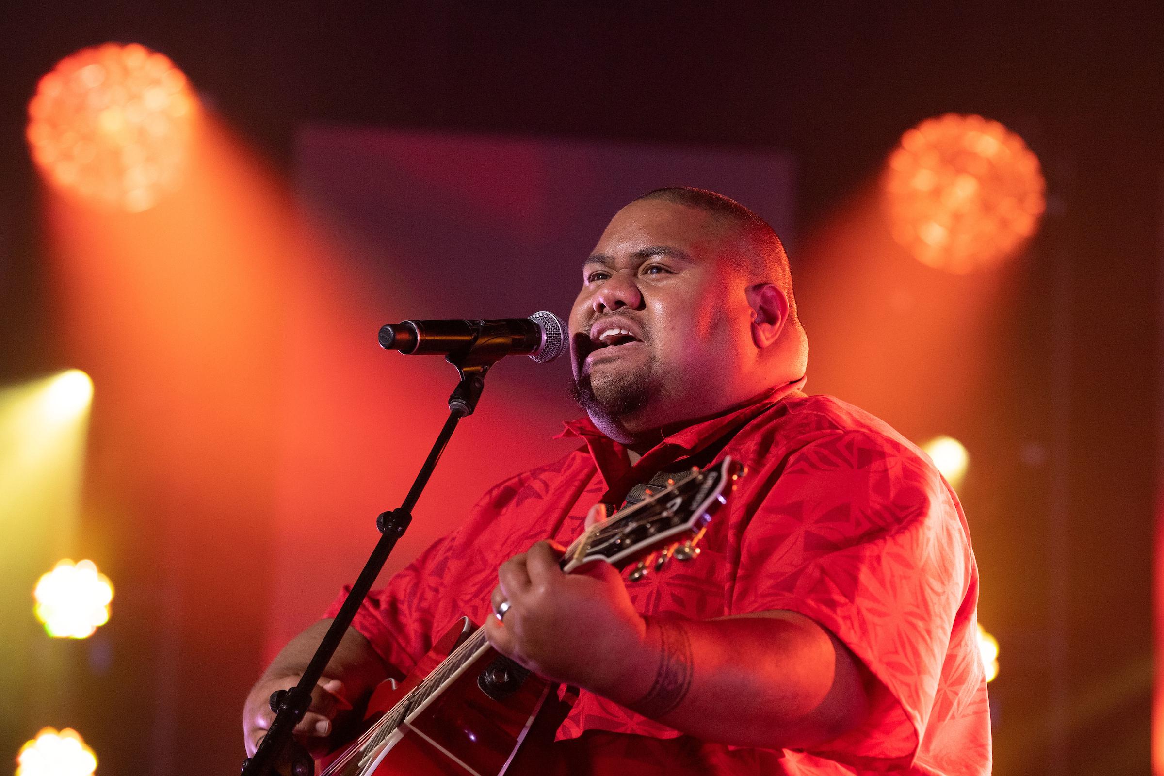 Pacific music awards Lani Alo
