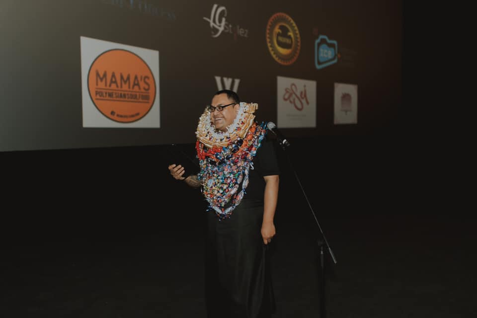 Breaking Bread director Gabriel Faatau'uu-Satiu