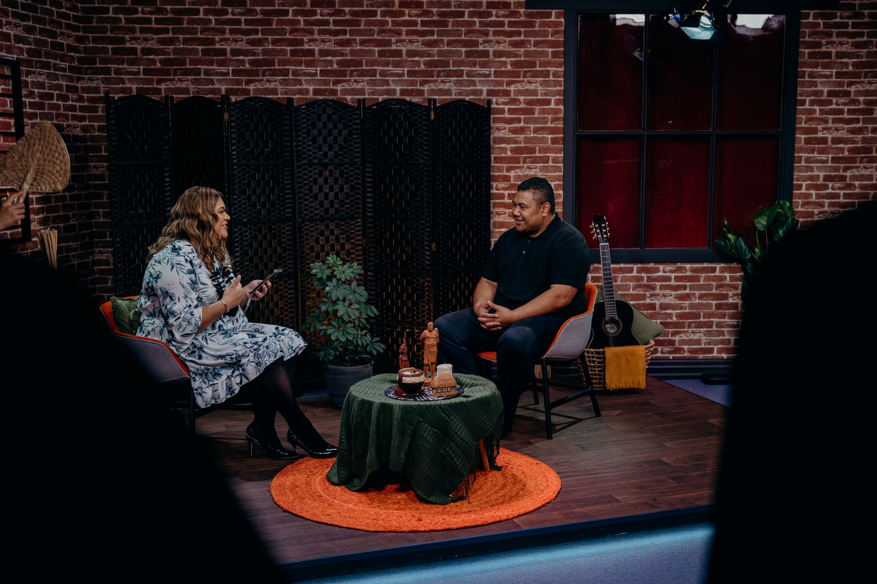 The 'Pacific Wedding Singer' TJ Taotua in the Soul Sessions hot seat