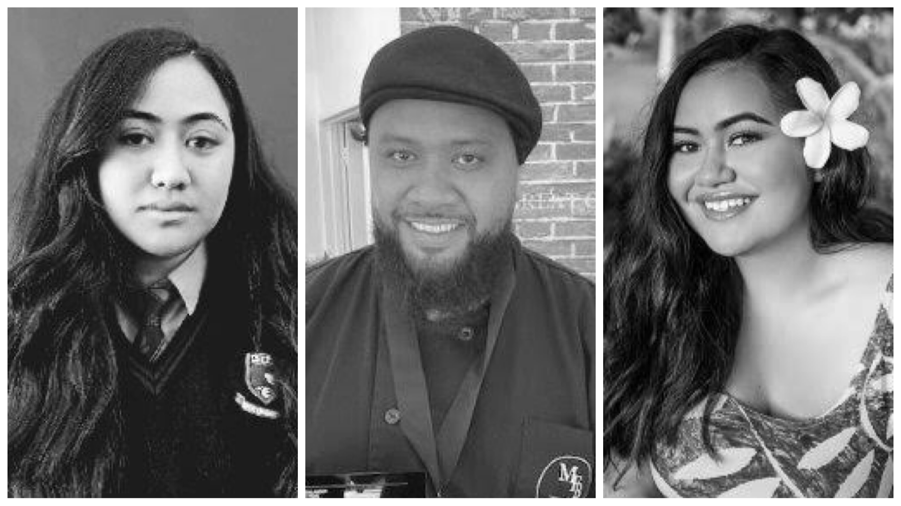 The three Pasifika finalists for the New Zealander of the Year Awards 2021