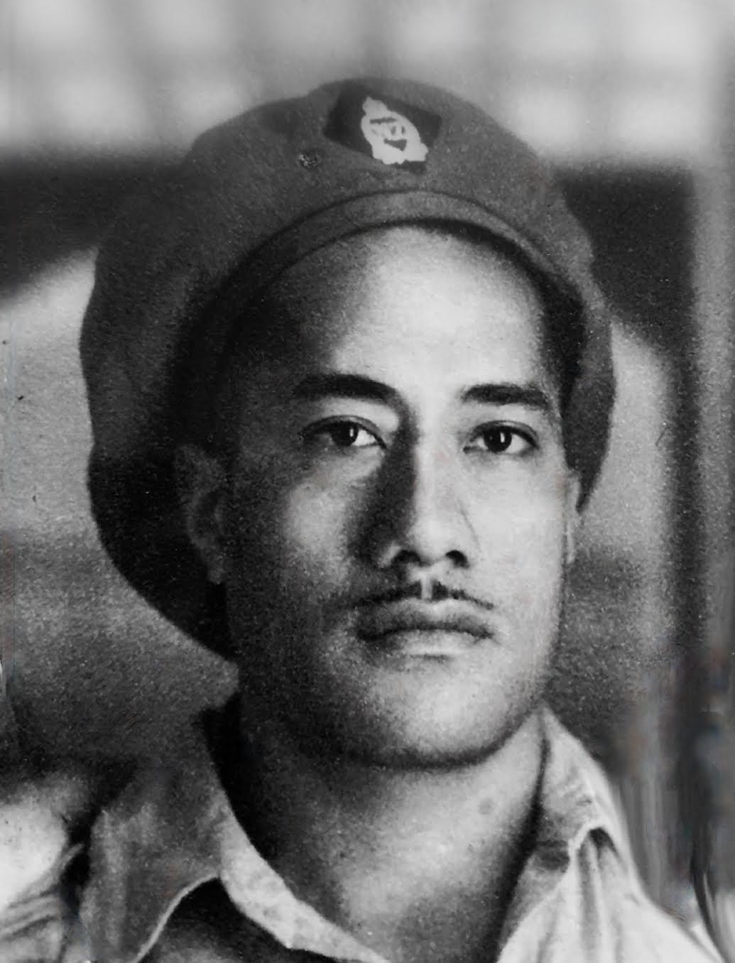 Tongan Soldier Joseph Vailima Tauaika Meanata Snr served in the 28th Māori Battalion. Photo: Supplied