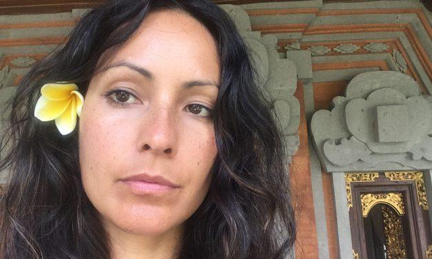 Tagata Pasifika reporter Simone Kaho