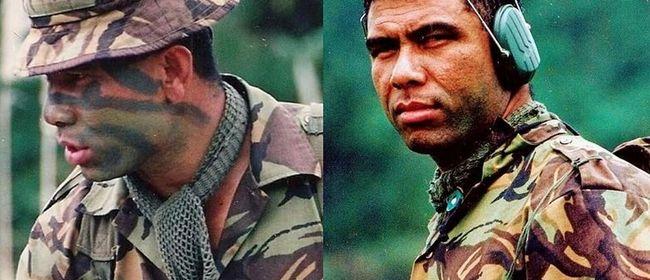 Tongan soldiers Matala-Anzac 2021