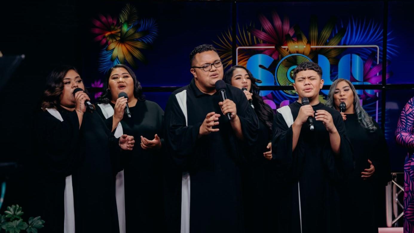 Auckland Gospel Choir on Soul Sessions