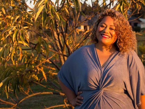 Tongan entrepreneur Lynette Leota. Photo: limitless.lioness