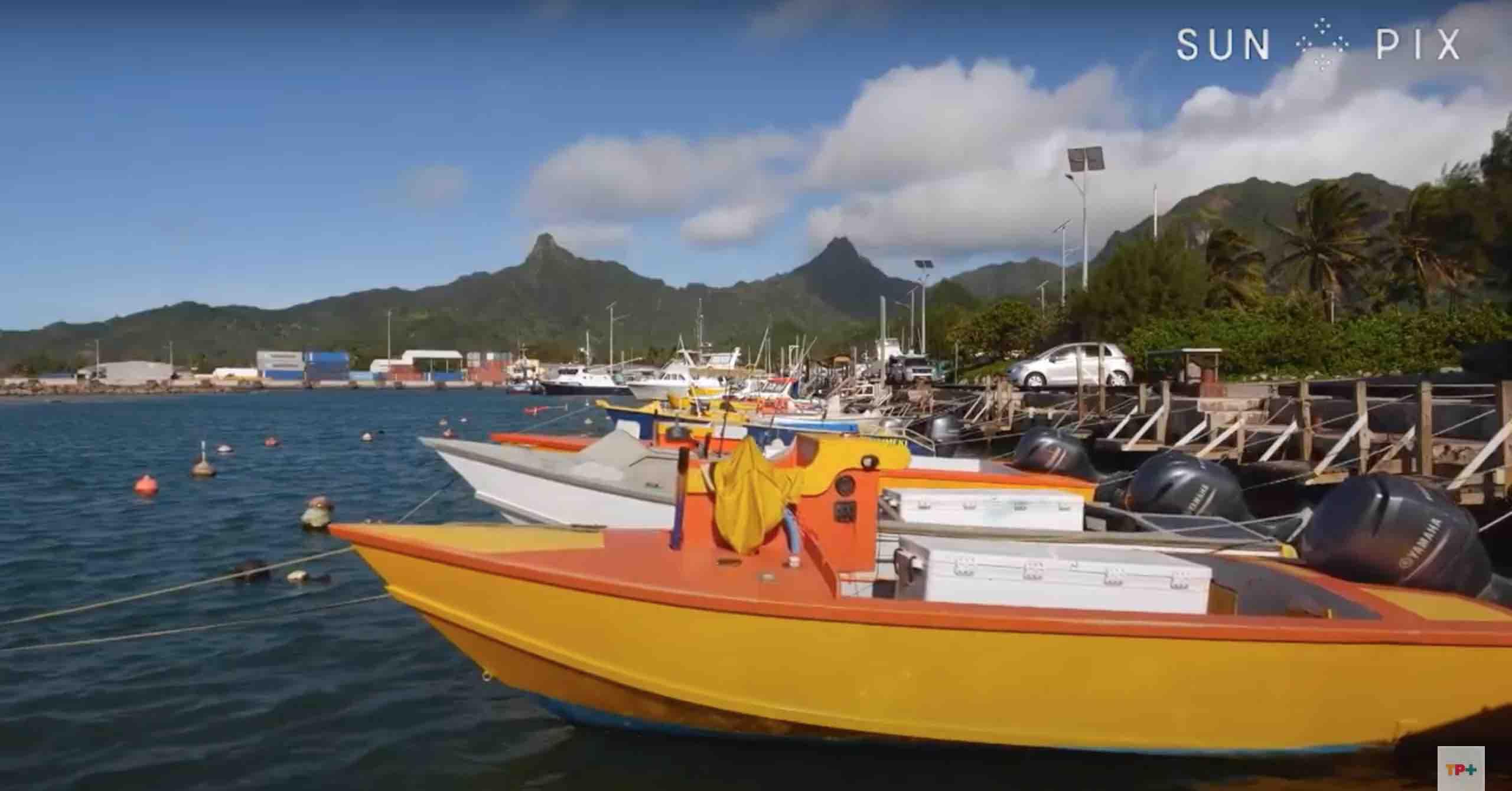 Cook Islands fishing charters
