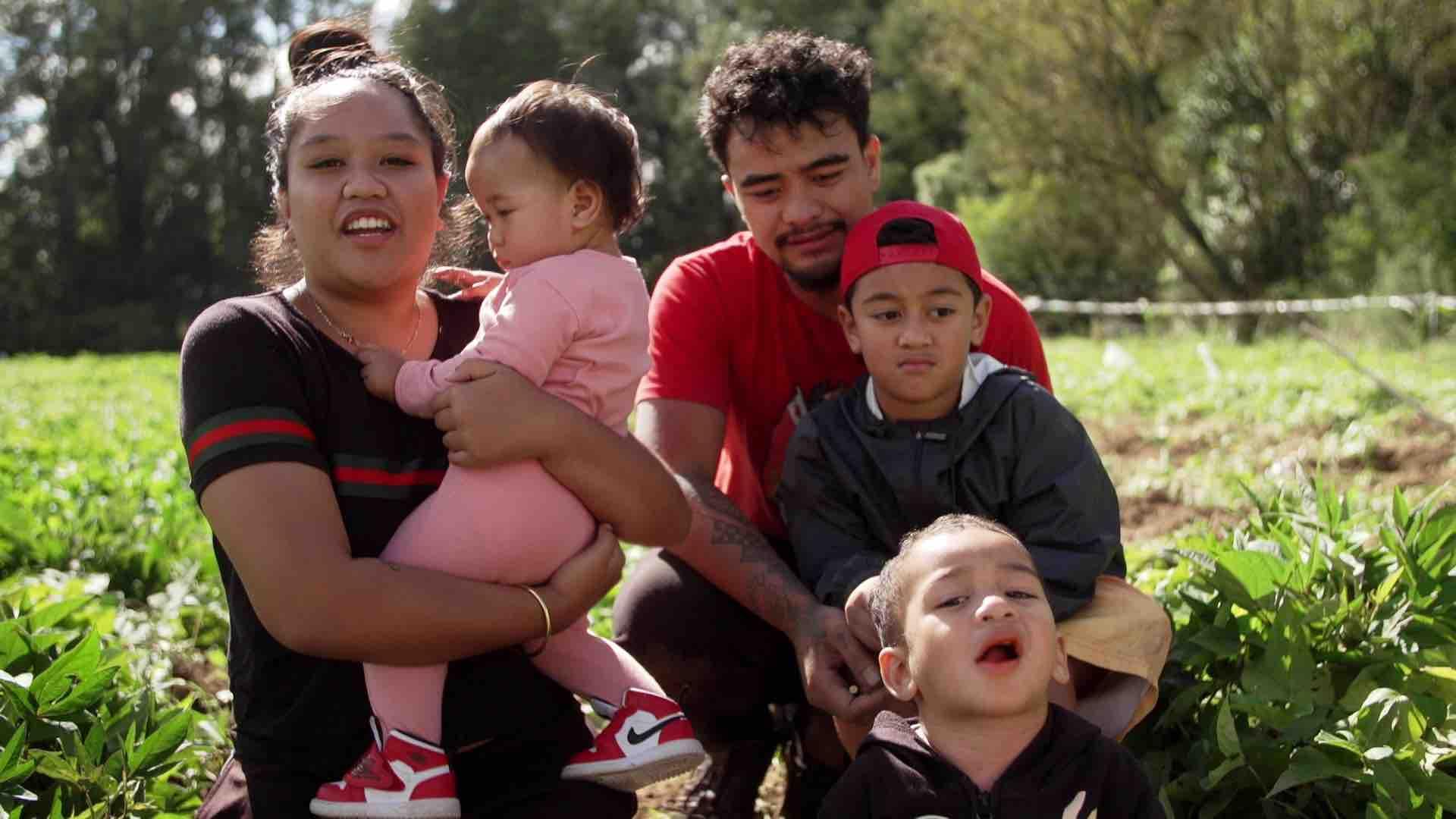 Sakalia Family. Photo: Tagata Pasifika