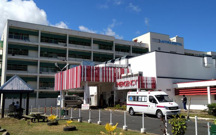 Lautoka Hospital. Photo: Supplied/Fiji MOH