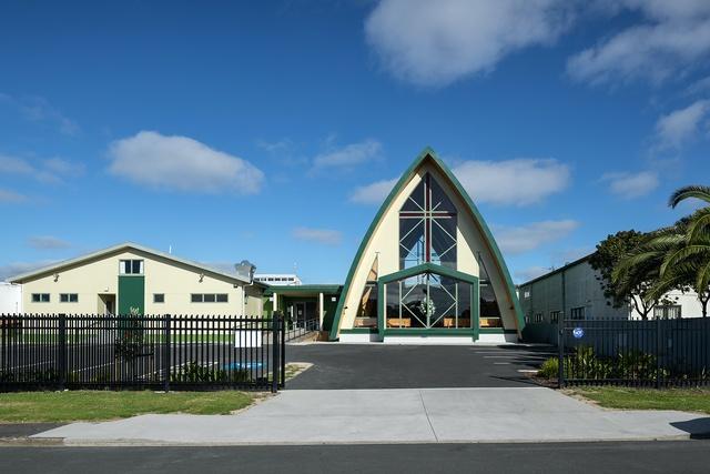 Tuvalu Christian Church Henderson West Auckland. Photo: Simon Devitt