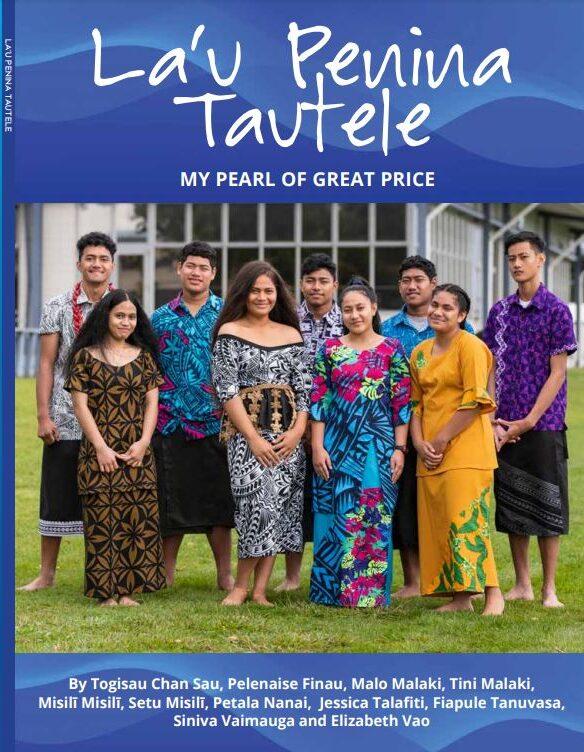 La'u Penina Tautele Book cover. Photo: Supplied