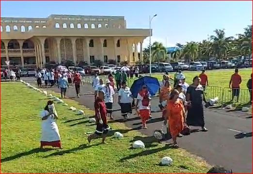 Samoa parliament