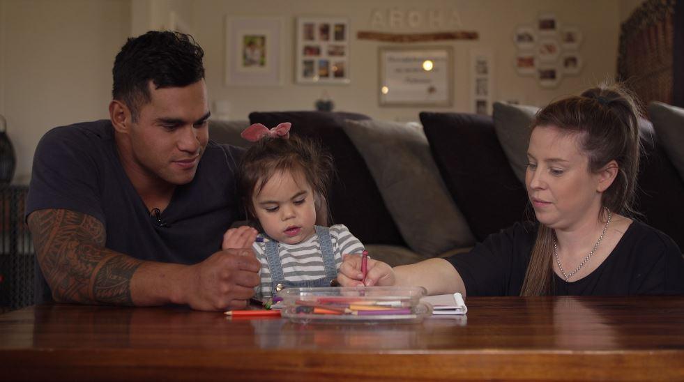 The Taulago family. Photo: Tagata Pasifika