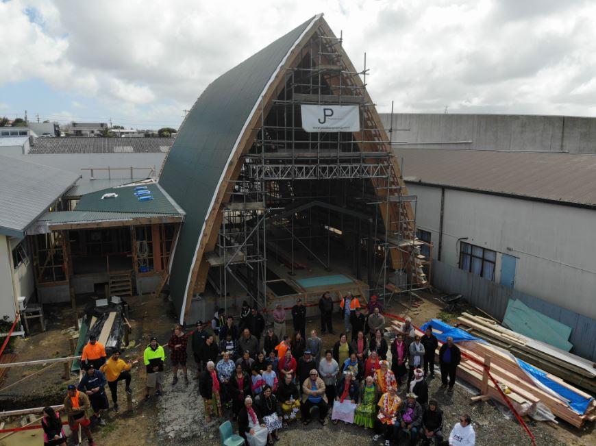 Tuvalu Community Church in Henderson West Auckland