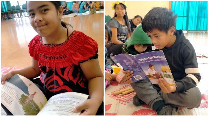 Kiribati children's books