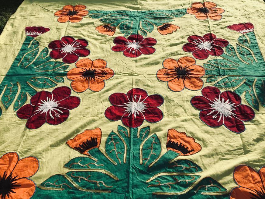 Tivaivai made by Rai Oti Brothers. Photo: Auckland Museum