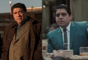 """Moeakiola will take on the role Salvatore """"Big Pussy"""" Bonpensiero, played by Vincent Pastore in the Sopranos series. Photo: Geeky Craze"""
