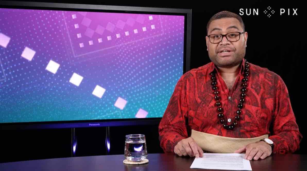 Pacific news John Pulu