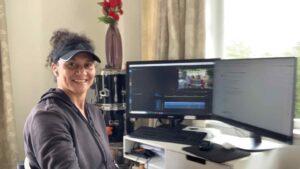 Tagata Pasifika Producer and SunPix Post Director Ngaire Fuata. Photo: Supplied