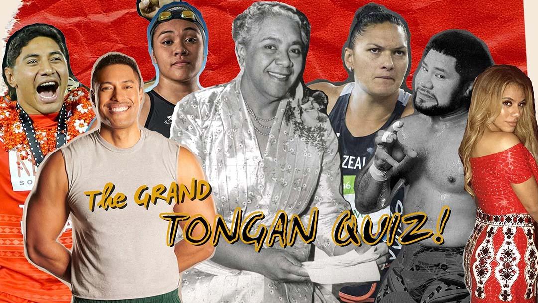 Tongan quiz
