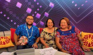 Samoan Maori speaker Tuiloma Lina-Jodi Samu on Tagata Pasifika speaking about te reo
