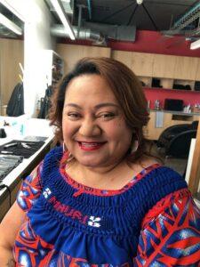 Samoan Maori speaker Tuiloma Lina Samu