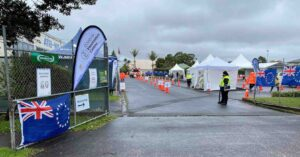 Cook Island vaccination event mangere