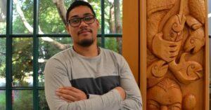 Nurse of the Year Daniel Mata'afa Samoan male nurse