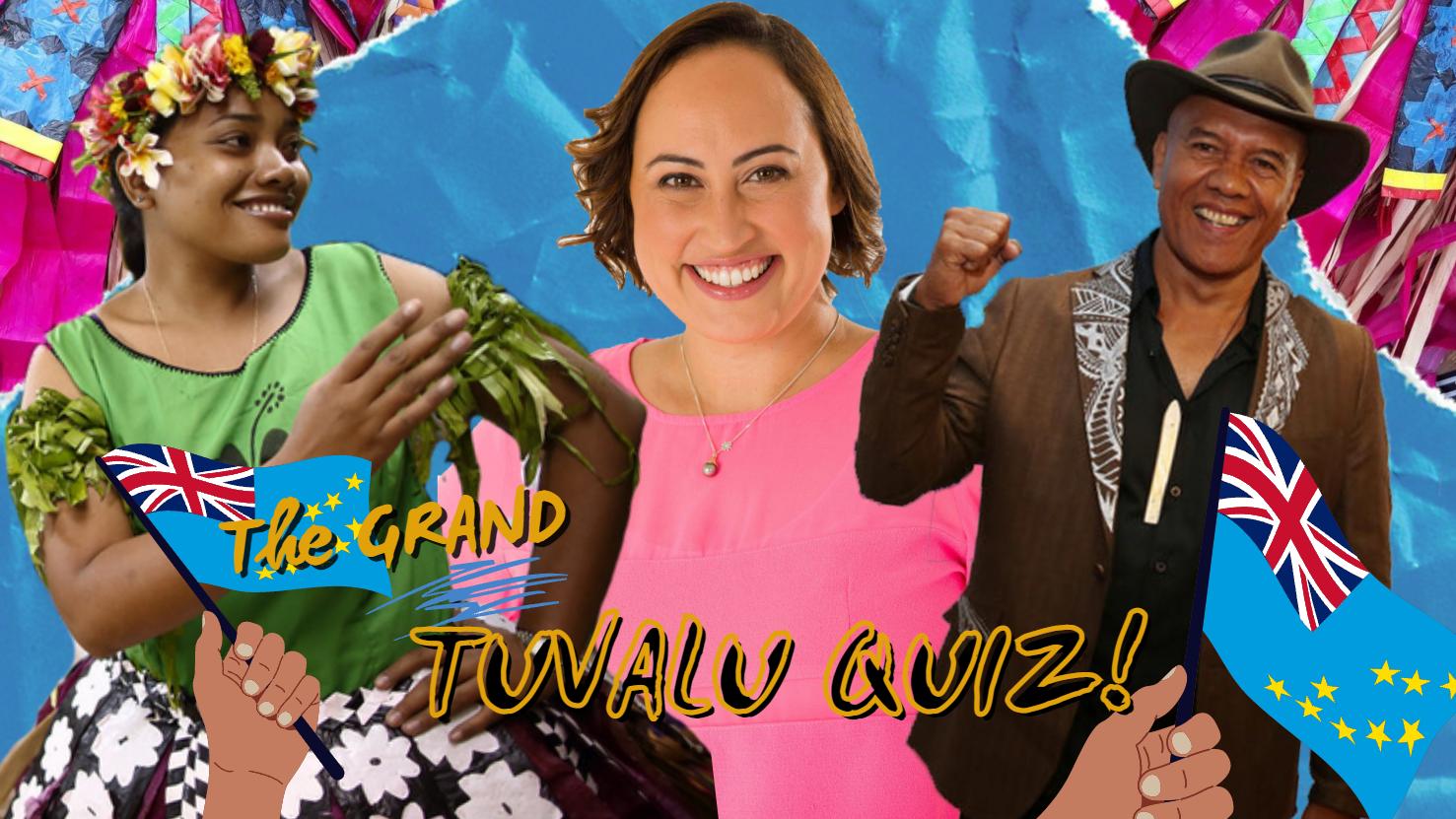 The Grand Tuvalu Quiz! How do you think you'll do?
