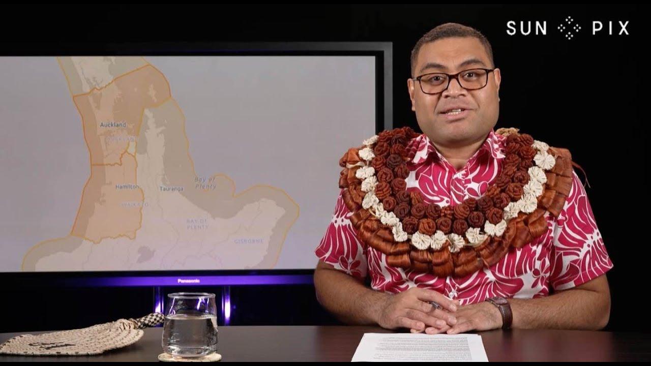 Pasifika news with john pulu on tagata pasifika